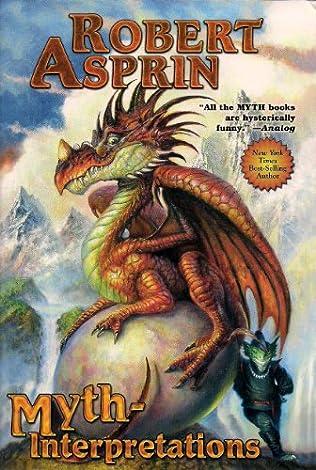 book cover of Myth-interpretations