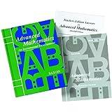 Saxon Advanced Math: Homeschool Kit w/Solutions Manual Second Edition