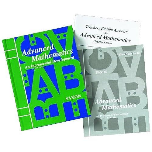 advanced math amazon com rh amazon com Advanced Mathematical Formulas advanced mathematical concepts chapter 3 study guide and assessment answers