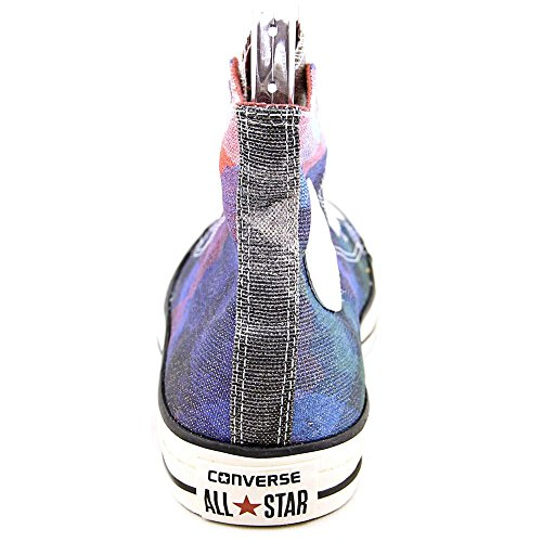Converse X Missoni Unisex Kastar Taylor All Star Glitter Hi Top Flerfärgad / Koppar / Häger