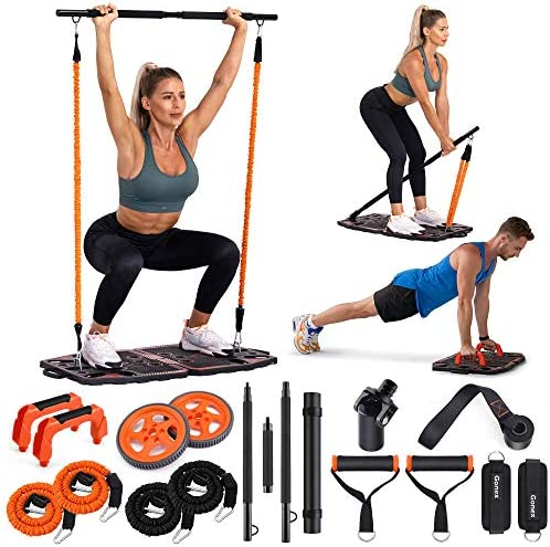 Gonex Portable Home Gym Workout Equipment