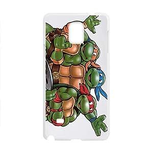 Warm-Dog Teenage Mutant Ninja Turtles Cell Phone Case for Samsung Galaxy Note4