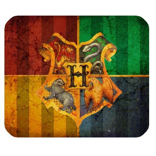 - ROBIN YAM Personalized Harry Potter Rectangle Non-Slip Rubber Mousepad Gaming Mouse Pad -RYMP15327