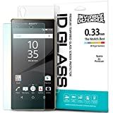 Xperia Z5 Premium Screen Protector - Invisible Defender Glass [TEMPERED GLASS] HD Quality, Strong Clear Protection, Anti-Scratch Technology for Sony Xperia Z5 Premium (Not for Z5 & Z5 Compact)
