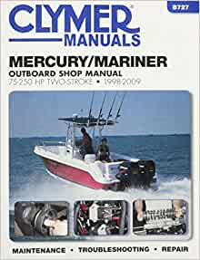 1998 40 hp mercury outboard manual