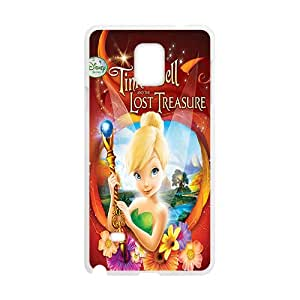 Tinkerbell and the lost treasure Case Cover For samsung galaxy Note4 Case