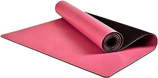 GBGLL Li Tapis de Yoga - Matériau Caoutchouc Naturel, Largeur 68cm X Longueur 183cm X Épaisseur 5mm, Tapis d'exercice Tapis de Fitness Pilates Guo (Couleur : E, Taille : 183 * 68cm)