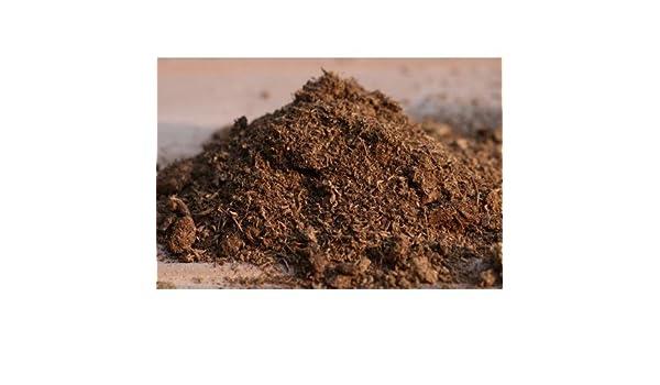 Turba rubia de sfagno fondo para terrario (1 Paquete de 1,5 kg/8 L): Amazon.es: Hogar