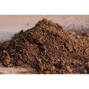 Turba rubia de sfagno fondo para terrario (1 Paquete de 1,5 kg/8 L): Amazon. es: Hogar