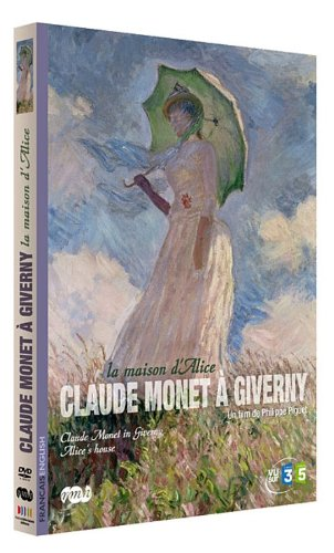 Claude Monet: The home of Alice (DVD of the Grand Palais Exhibition)