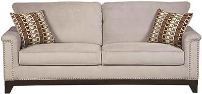 Coaster Home Furnishings Contemporary Sofa, Blue Grey
