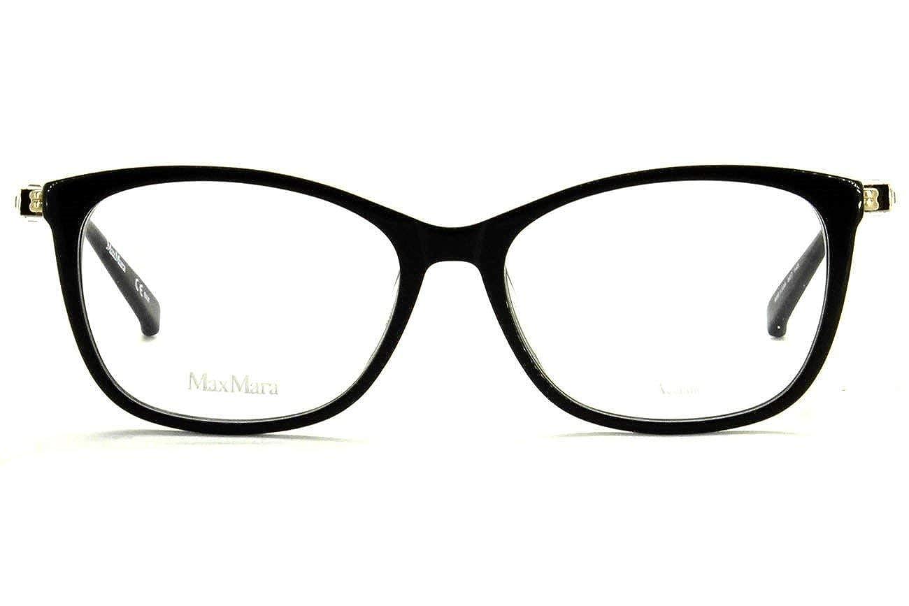 Eyeglasses Max Mara Mm 1356 0807 Black