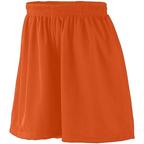 Augusta Sportswear Augusta Ladies Tricot Mesh Short