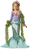 California Costumes - Disfraz de Sirena