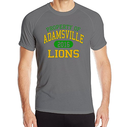 mens-property-of-adamsville-elementary-school-lions-athletic-quick-dry-workout-t-shirt-deepheather