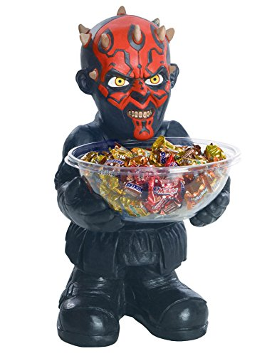 Rubie's Star Wars Darth Maul Candy Holder -