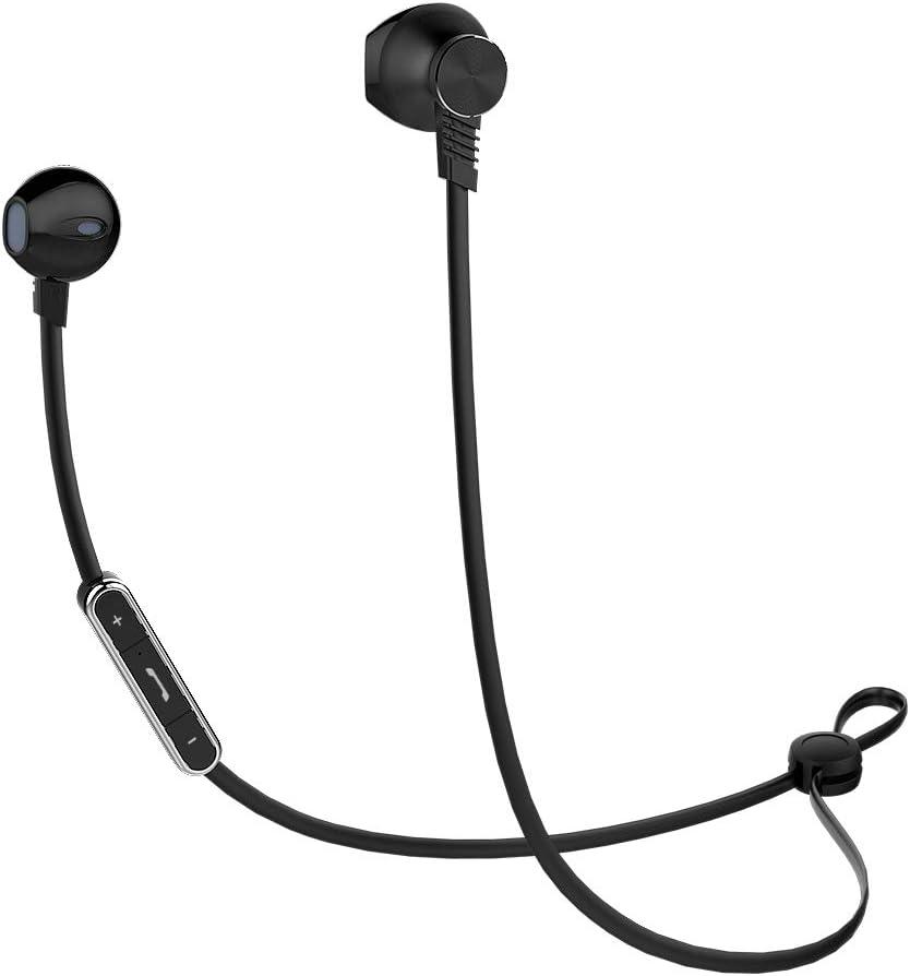 Bluetooth Earbuds, Mijiaer Wireless Headphones Bluetooth Earphones, in-Ear Earbuds with Microphone Stereo HiFi Headphones