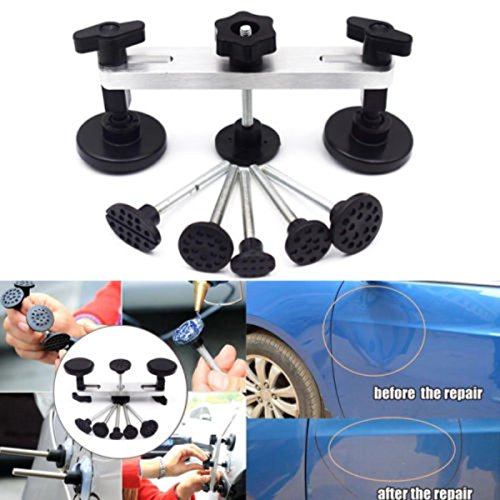 Paintless Dent Repair Puller Bridge Car Body Hail Dent Removal Kit PDR Tool Fine by Ting Ao (Image #2)