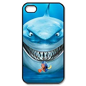 SUUER Custom Finding Nemo Design Design Personalized Custom Hard Case for iPhone 4 4s Durable Case Cover