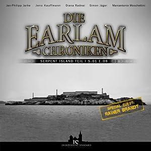 Serpent Island (Die Earlam-Chroniken S.01 E.08 -Teil 1) Hörspiel
