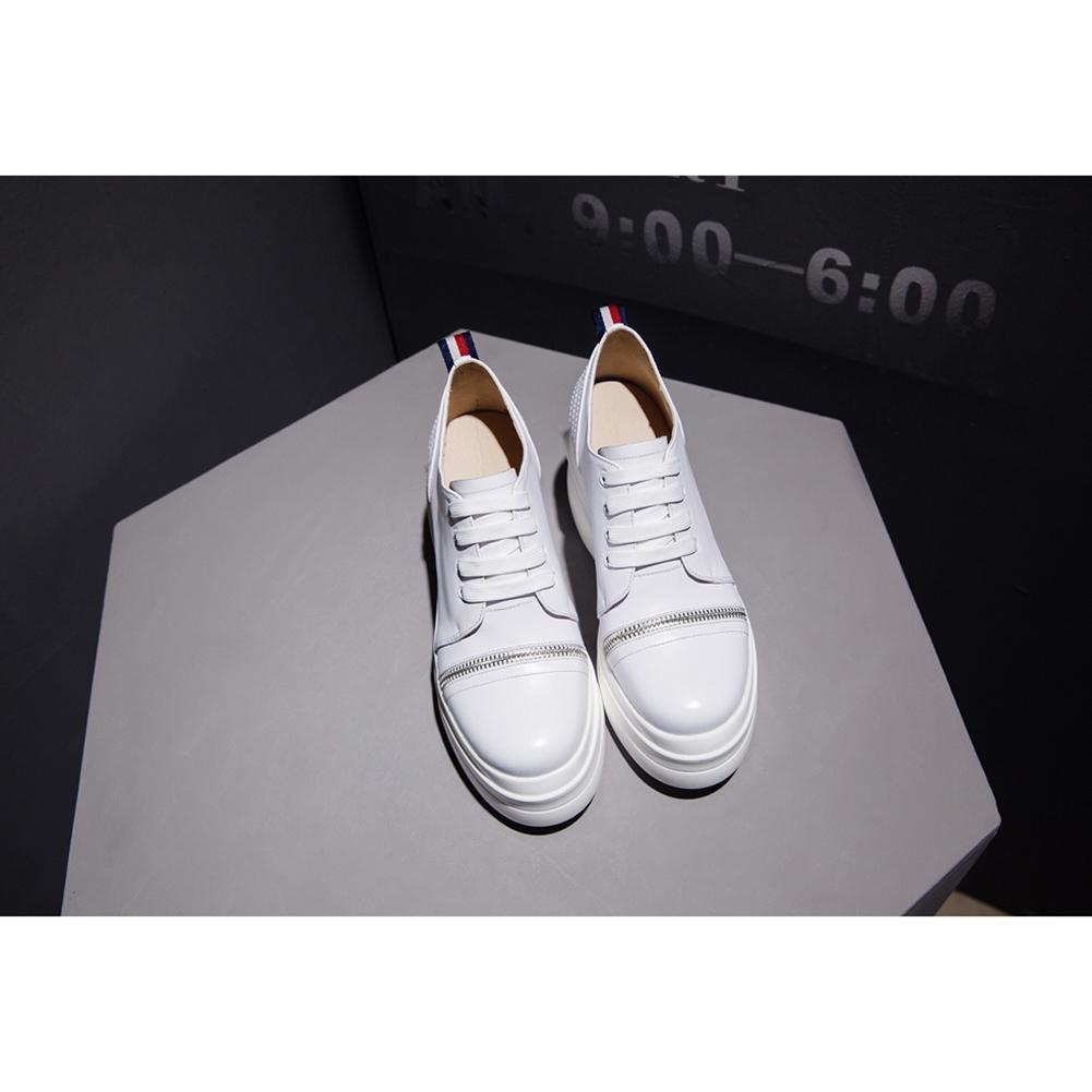 Kjjde White Femme Chaussures Wsxya2806 Plateformes À Creepers SpwrvxqSd