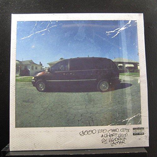 Price comparison product image Kendrick Lamar - Good Kid, M.A.A.D. City - Lp Vinyl Record
