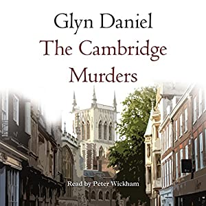 The Cambridge Murders Audiobook