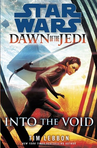 Into the Void - Book  of the Star Wars Legends