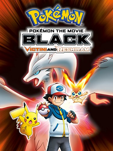 Pokémon the Movie: Black-Victini and Reshiram by