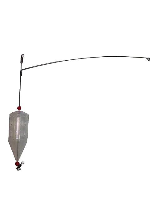 SANNA(サンナー)ロケットカゴ(天秤付)バラ中051390の画像