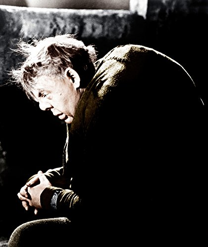 The Hunchback Of Notre Dame Charles Laughton 1939 Photo Print (8 x 10) (The Hunchback Of Notre Dame Charles Laughton 1939)