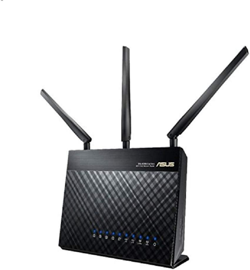 ASUS Dual-Band Wireless VDSL2 / módem ADSL