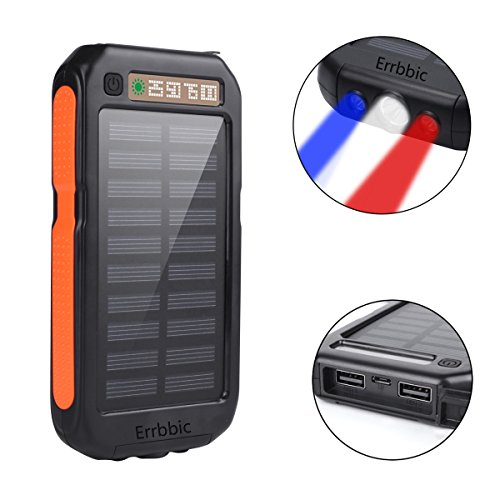 Waterproof Solar Charger - 9