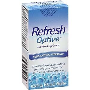 Allegan Refresh Opt Eye D Size .50z Allergan Refresh Optive Eye Drops .5z