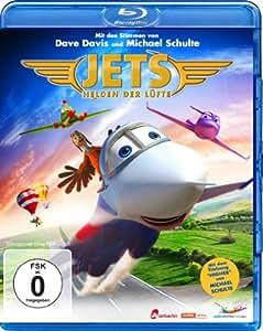 Jets - Helden der Lüfte [Alemania] [Blu-ray]