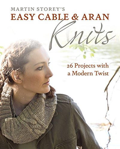 Knit Cafe - Easy Cable and Aran Knits: 26 Projects with a Modern Twist