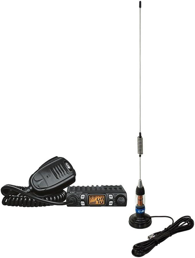 PNI PNI-PACK27 Radio CRT One + Antena CB Midland lc59 ...