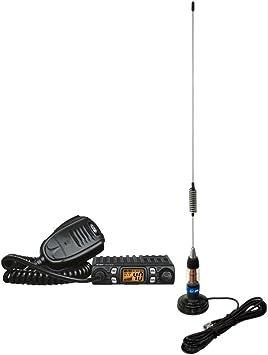 PNI PNI-PACK27 Radio CRT One + Antena CB Midland lc59 con ...