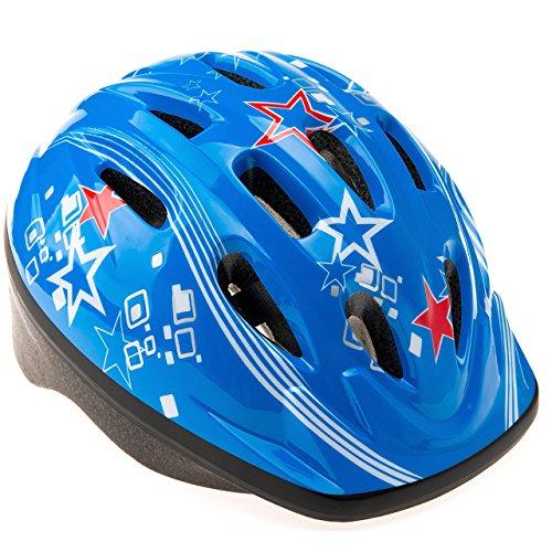 BeBeFun-Girl-and-Boy-Kids-Bike-Helmet-Accurate-Adjustable-Size-Helmet-for-Infant-Toddler-Child-with-CPSC-certificated-Multi-sport-Helmet