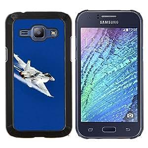 LECELL--Funda protectora / Cubierta / Piel For Samsung Galaxy J1 J100 -- Naturaleza Hermosa Forrest Verde 149 --