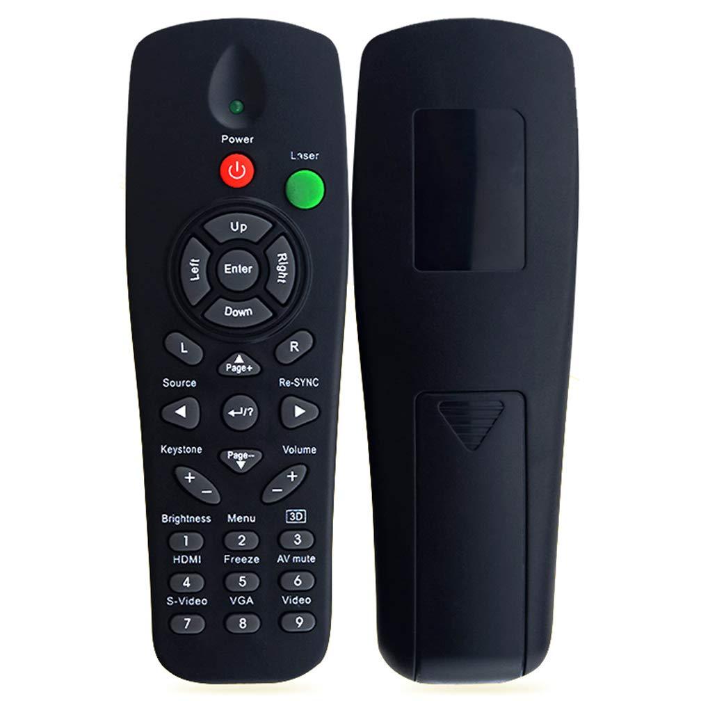 EP761 InTeching BR-5018L// BR-5023L// BR-5027L// BR-3036L Projector Remote Control for Optoma DS219 TX7155 TX761 DX617 EX532 TS725 TX735 EP1691 TX763 ES526B EX530 ES522 DS317 ES520 DS611