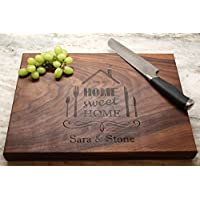 Personalized Cutting Board For Closing gifts, Housewarming Gifts - Add Your Logo!