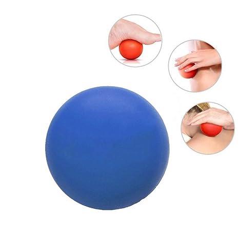 fablcrew pelotas Lacrosse para masaje de los puntos D-Pad bola de ...