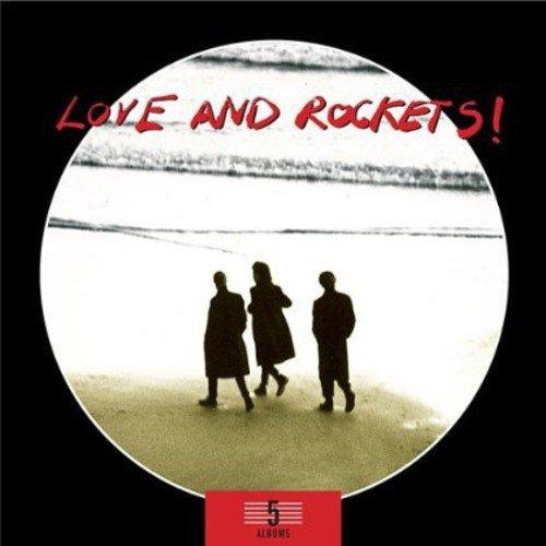 5 Album Box Set (Love And Rockets Seventh Dream Of Teenage Heaven)