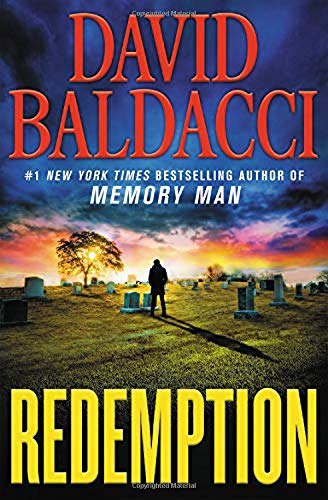 David New Book - Redemption (Memory Man series)