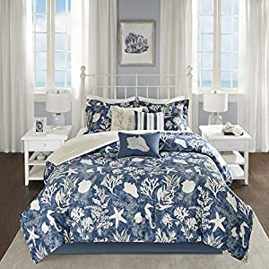 51e5JFiiAZL._SS300_ Coastal Comforters & Beach Comforters
