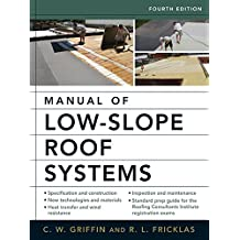 Manual of Low-Slope Roof Systems: Fourth Edition (P/L Custom Scoring Survey)