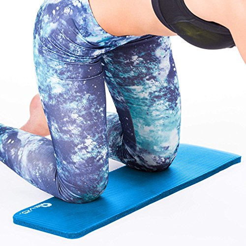 (Yoga Cushion Pad - Mat for Knee and)