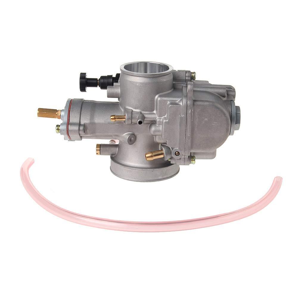 Runrain Moto Universale 24/mm per carburatore Keihin carburatore Pwk Mikuni con Power Jet