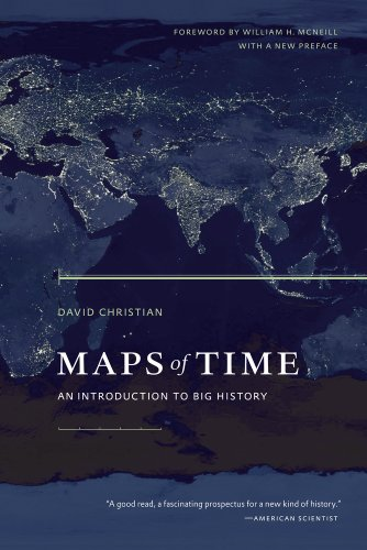 Maps of Time: An Introduction to Big History